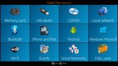 Software DiLand Kiosk - seleccionar fuente de imagen